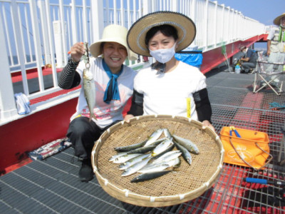 尼崎市立魚つり公園の2020年8月22日(土)2枚目の写真