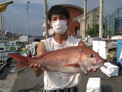 愛正丸の2020年8月22日(土)2枚目の写真