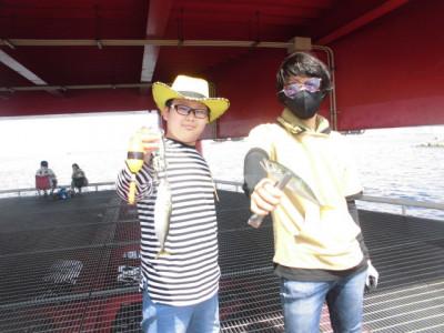 尼崎市立魚つり公園の2020年8月24日(月)2枚目の写真