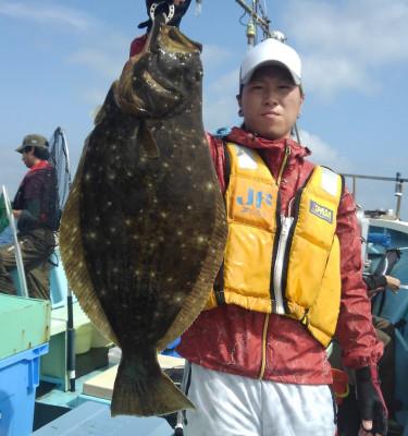 佐々木釣具店 平進丸の2020年8月24日(月)1枚目の写真