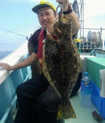 佐々木釣具店 平進丸の2020年8月24日(月)2枚目の写真