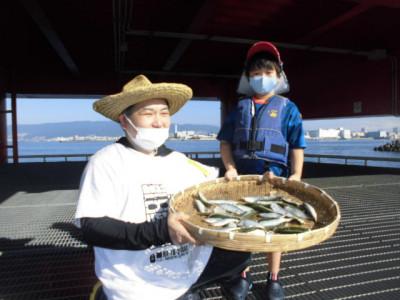 尼崎市立魚つり公園の2020年8月27日(木)1枚目の写真