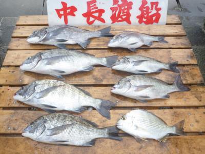 中長渡船の2020年8月27日(木)1枚目の写真