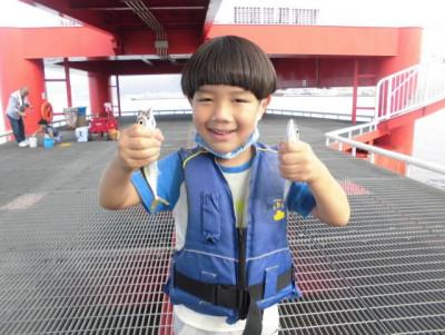 尼崎市立魚つり公園の2020年8月28日(金)1枚目の写真