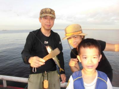 尼崎市立魚つり公園の2020年8月29日(土)1枚目の写真