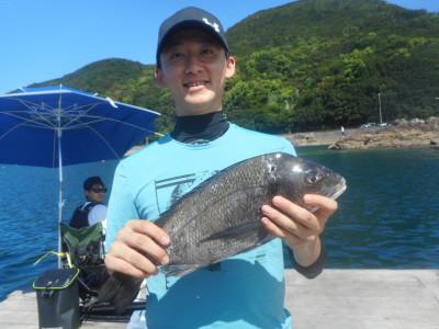 由良海つり公園&釣堀ランドの2020年8月29日(土)2枚目の写真