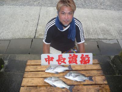 中長渡船の2020年8月29日(土)2枚目の写真