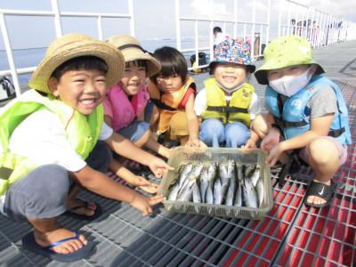 尼崎市立魚つり公園の2020年8月30日(日)1枚目の写真