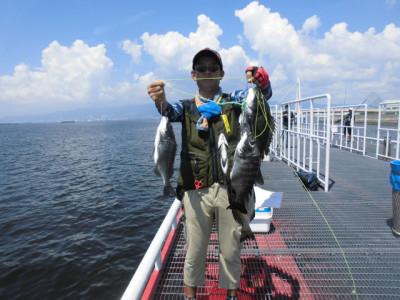 尼崎市立魚つり公園の2020年8月30日(日)3枚目の写真