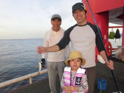 尼崎市立魚つり公園の2020年8月31日(月)1枚目の写真
