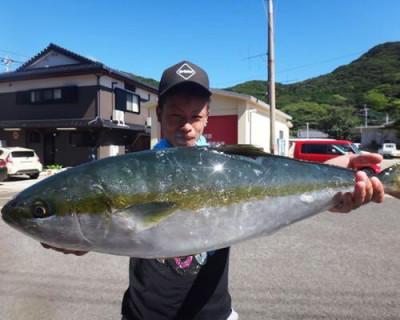 丸銀釣りセンターの2020年8月15日(土)2枚目の写真