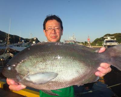 丸銀釣りセンターの2020年8月16日(日)1枚目の写真