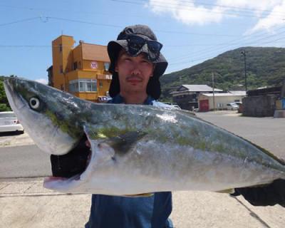 丸銀釣りセンターの2020年8月16日(日)2枚目の写真