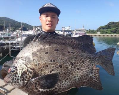 丸銀釣りセンターの2020年8月16日(日)3枚目の写真