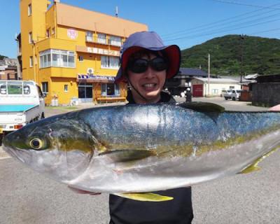 丸銀釣りセンターの2020年8月17日(月)1枚目の写真