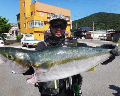 丸銀釣りセンターの2020年8月17日(月)2枚目の写真