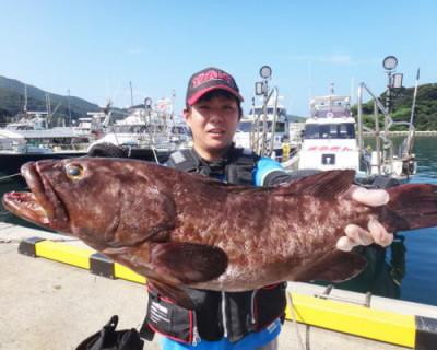 丸銀釣りセンターの2020年8月19日(水)1枚目の写真