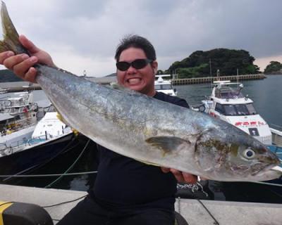 丸銀釣りセンターの2020年8月22日(土)2枚目の写真