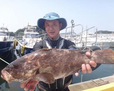 丸銀釣りセンターの2020年8月23日(日)2枚目の写真