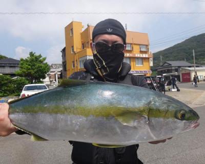 丸銀釣りセンターの2020年8月23日(日)4枚目の写真