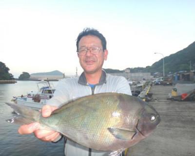 丸銀釣りセンターの2020年8月25日(火)1枚目の写真