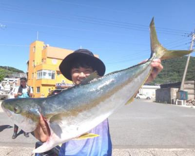 丸銀釣りセンターの2020年8月29日(土)1枚目の写真