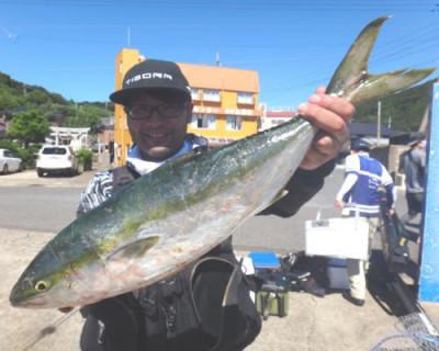 丸銀釣りセンターの2020年8月29日(土)2枚目の写真
