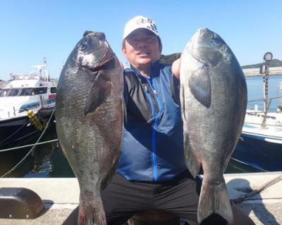 丸銀釣りセンターの2020年8月30日(日)1枚目の写真