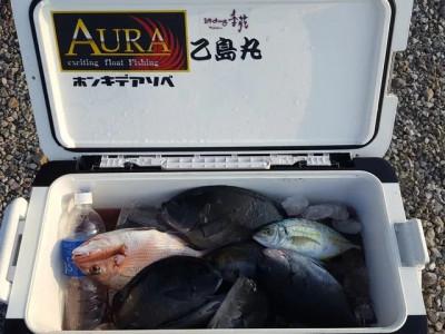 乙島丸の2020年8月23日(日)5枚目の写真