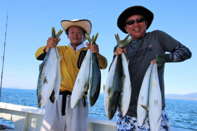 西岡遊漁の2020年8月14日(金)1枚目の写真