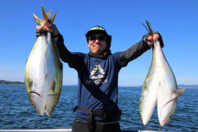 西岡遊漁の2020年8月14日(金)2枚目の写真