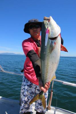 西岡遊漁の2020年8月16日(日)3枚目の写真