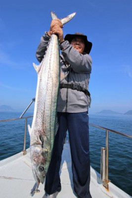 西岡遊漁の2020年8月18日(火)2枚目の写真