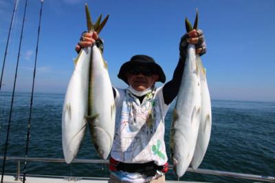西岡遊漁の2020年8月18日(火)5枚目の写真