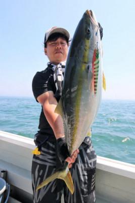 西岡遊漁の2020年8月19日(水)4枚目の写真