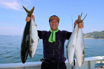 西岡遊漁の2020年8月19日(水)5枚目の写真