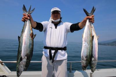 西岡遊漁の2020年8月20日(木)2枚目の写真