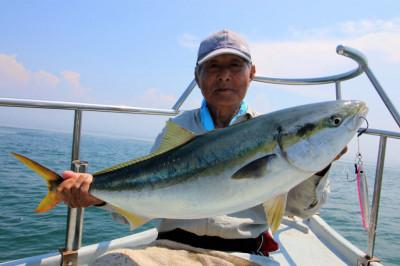 西岡遊漁の2020年8月21日(金)1枚目の写真