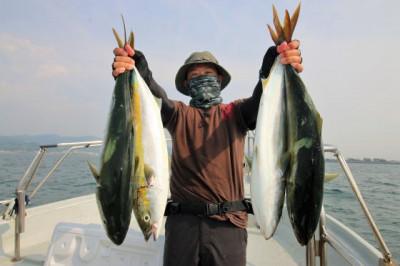 西岡遊漁の2020年8月22日(土)2枚目の写真