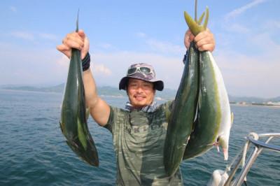 西岡遊漁の2020年8月23日(日)1枚目の写真