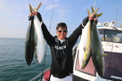 西岡遊漁の2020年8月23日(日)2枚目の写真