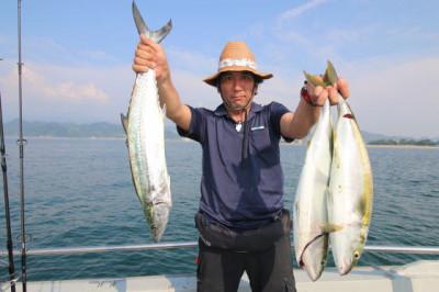 西岡遊漁の2020年8月23日(日)3枚目の写真