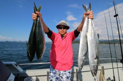 西岡遊漁の2020年8月29日(土)1枚目の写真