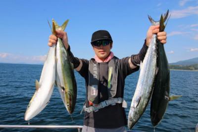 西岡遊漁の2020年8月29日(土)2枚目の写真