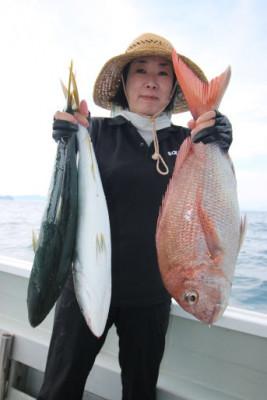西岡遊漁の2020年8月31日(月)2枚目の写真