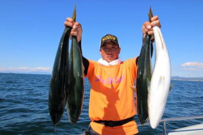 西岡遊漁の2020年9月15日(火)2枚目の写真