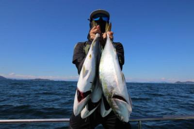 西岡遊漁の2020年9月15日(火)5枚目の写真