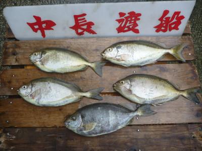 中長渡船の2020年9月16日(水)3枚目の写真