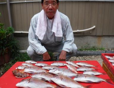 奥村釣船の2020年9月16日(水)2枚目の写真