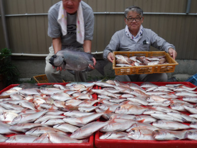 奥村釣船の2020年9月16日(水)3枚目の写真